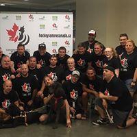 2017 Canadian Blind Hockey Summer Development Camp
