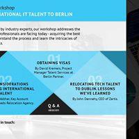 Relocating International It Talent to Berlin