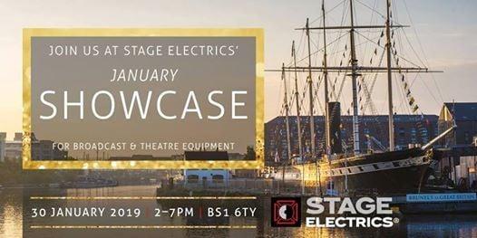Stage Electrics Product Showcase 2019