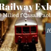Model Railway Exhibition at Milied fCasal Paola