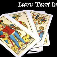 Learn Tarot In A Day - Semi Private Workshop