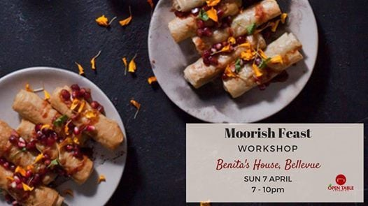 Moorish Feast (Bellevue Sydney)