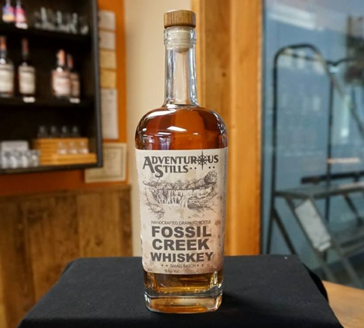 Fossil Creek Whiskey Release Party