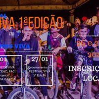 Espao Aberto Encontros VIVA 2017