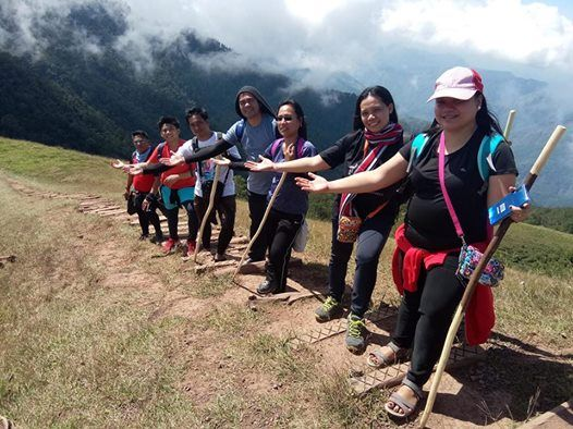 Mt Ulap Traverse X Baguio 999 Only