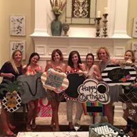 Amanda Webbers Paint Party (Invitation Only)