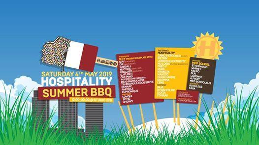 Hospitality Summer BBQ