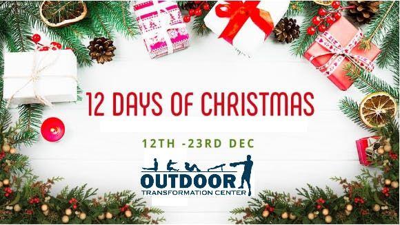 Free Christmas Fitness Prize Draw