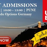 Spot Admissions - University of the west of England Bristol - EduOptions Germany