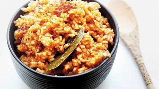 Great Cook  Authentic Jollof Rice