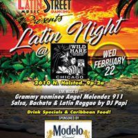 Latin Night at Wild Hare