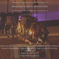 Weinprobe Weingut Werther Windisch