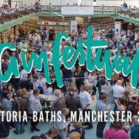 Manchester Gin Festival 2017