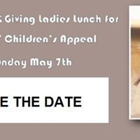Ladies Lunch 2017 in aid of the STV Childrens Appeal