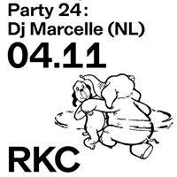 I  Guinguette Party 24  Dj Marcelle NL