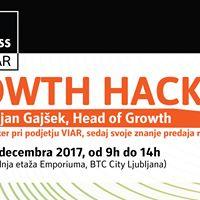 Y.business seminar Growth Hacking (ekskluzivno za lane)