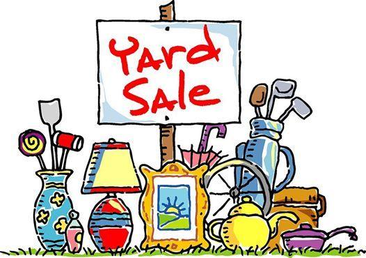 Church Yard Sale at First Baptist Church of Calvert County