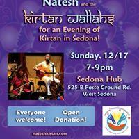 Bliss of Kirtan with Natesh and the Kirtan Wallahs