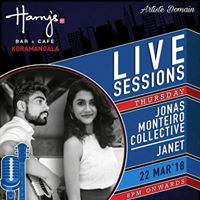 Live Sessions with Jonas Monteiro Collective