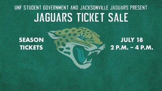 Jaguars Season Ticket Sales