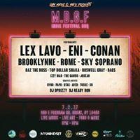 Logy Music &amp YNVS Presents MDGF Indie Festival BBQ