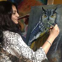 Pavitha Ashwin Paintings