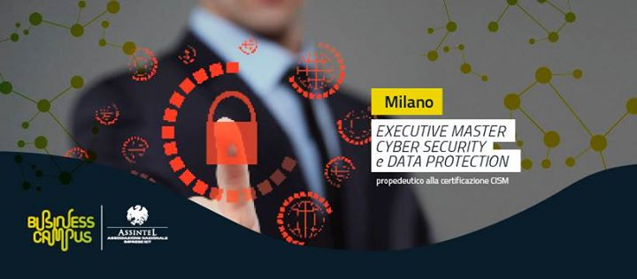 Master Cyber Security e Data Protection