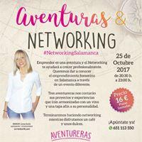 Aventuras &amp Networking en Salamanca