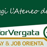 Tor Vergata Open Day 2017