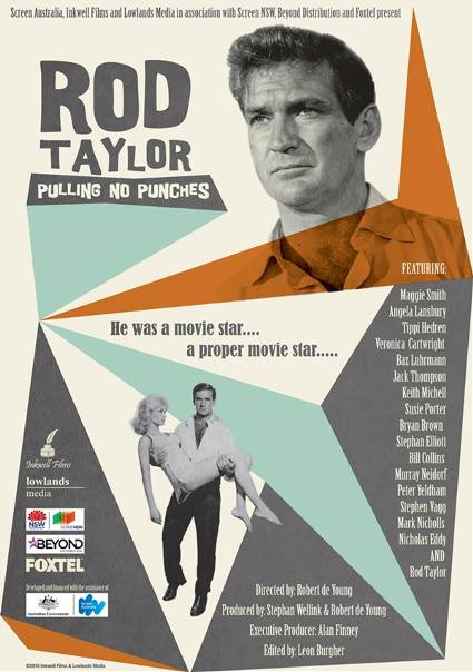 Rod Taylor Pulling No Punches