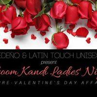 Ginas Bedroom Kandi Ladies Night Out