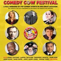 Simply Good The Comedy Cow Festival Westbury Arts Centre