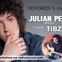 Showcase priv Radio STAR  Julian Perretta  1re partie Tibz