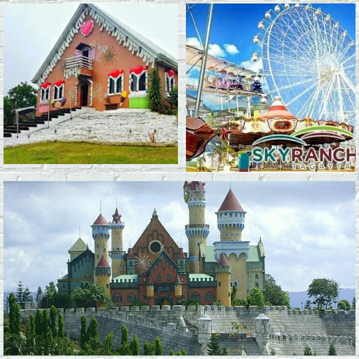 Fantasy World  Tagaytay tour 899