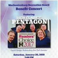 Mechanicsburg Recreation Board Benefit Concert