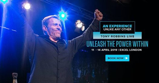 Tony Robbins - Unleash the Power Within 2019
