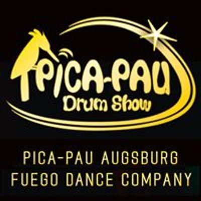 Pica-Pau Drum Show & Fuego Dance Company