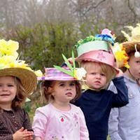 Easter Eggstravangza in the Gardens