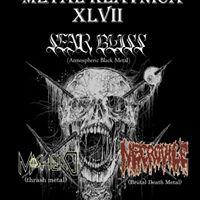 Metal klavnica XLVII