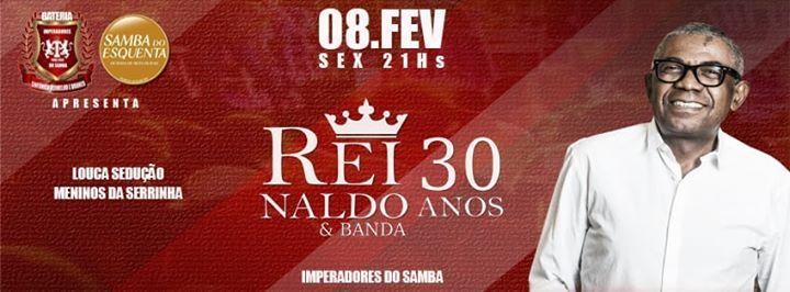 Samba Do Esquenta  Reinaldo 30 anos  Show Completo  08.02