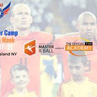 Dutch Style Soccer Camp (Ages 8-14)