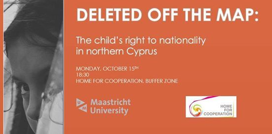 Rights of children living in the north of Cyprus
