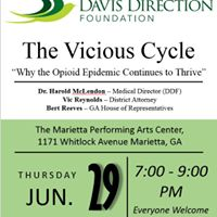 The Vicious Cycle- &quotWhy the Opioid Epidemic Continues to Thrive&quot
