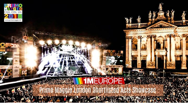 Primo Maggio London Shortlisted Acts Showcase