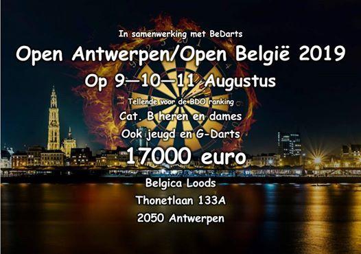 Open belgi