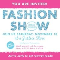 Fashion Show at Justice