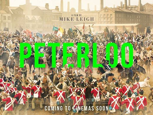 Peterloo with Mike Leigh Q&A