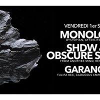 Contact Monoloc Shdw &amp Obscure Shape Garance