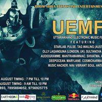 Uttarakhand Electronic Music Festival (UEMF )