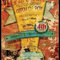 Michael Ballards 4th Annual Custom Car Show